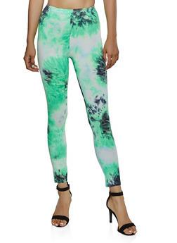 Tie Dye Leggings | 3413062126200 - 3413062126200
