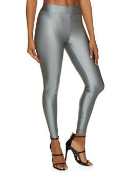 Solid Spandex Leggings | 3413069397638 - 3413069397638