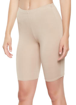 Soft Knit Bike Shorts - 3413072240671
