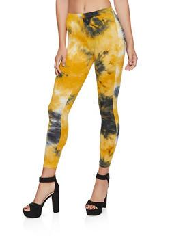 Tie Dye Leggings | 3413072248001 - 3413072248001