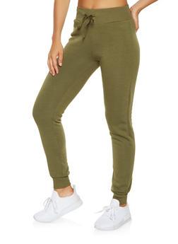 Solid Sweatpants - 3413072290230