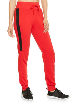 Color Block Sweatpants - 3413072290951