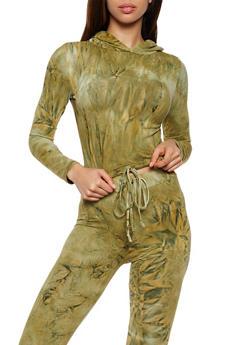 Tie Dye Soft Knit Leggings | 3413072292074 - 3413072292074