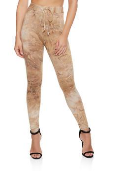 Tie Dye Soft Knit Leggings | 3413072292074 - 3413072294702
