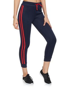 Varsity Stripe Sweatpants - 3413074710014