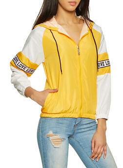 Love Tape Windbreaker - 3414063401764