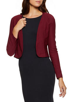 Solid Stretch Blazer | 3414068518150 - 3414068518150