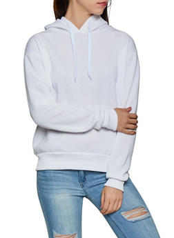 Hooded Fleece Lined Sweatshirt - 3416072290282