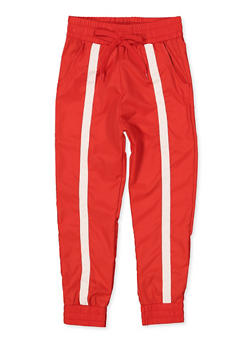 Girls 4-6x Windbreaker Joggers - 3601038340015