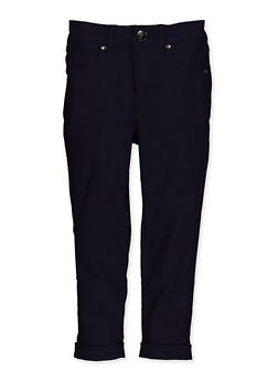 Girls 4-6x Hyperstretch Fixed Cuff Pants - 3601056570012