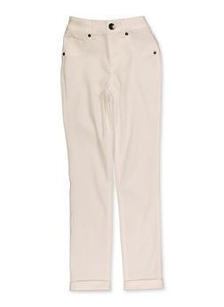 Girls 7-16 Hyperstretch Skinny Pants - 3602056570049