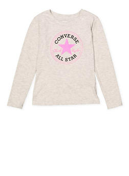 Girls 7-16 Converse Graphic Tee - 3606070340004