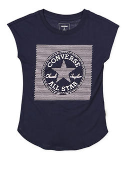 Girls 7-16 Converse Graphic Tee - 3606070340012