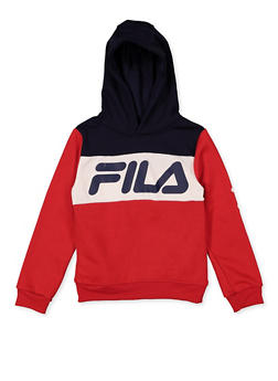 Girls 7-16 Fila Color Block Sweatshirt | 3623075650001 - 3623075650001