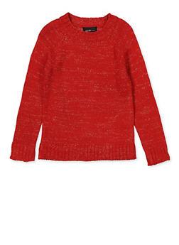 Girls 7-16 Lurex Sweater - 3625038340074