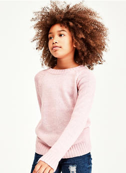 Girls 7-16 Lurex Sweater - 3625038340074