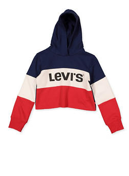 Girls 7-16 Levis Color Block Sweatshirt - 3625070340010