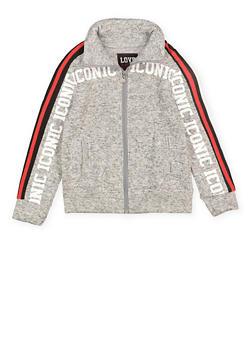 Girls 7-16 Iconic Graphic Sweatshirt - 3631063400178