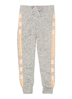 Girls 7-16 Love Graphic Joggers | 3631063400193 - 3631063400209