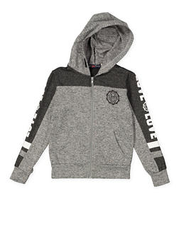 Girls 7-16 Graphic Activewear Sweatshirt - 3631073270001