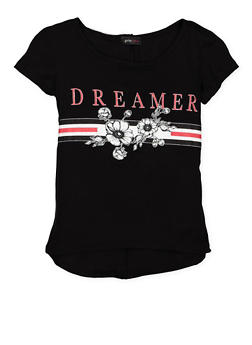 Girls 7-16 Dreamer Graphic T Shirt - 3635029890029