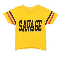 Girls 7-16 Savage Graphic Tee - 3635033870147
