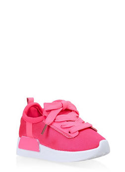 Girls 6-11 Athletic Sneakers - 3736062720095