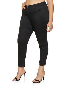 Plus Size VIP Push Up Jeans - 3870065308393
