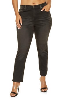Plus Size VIP Push Up Jeans - 3870065308394