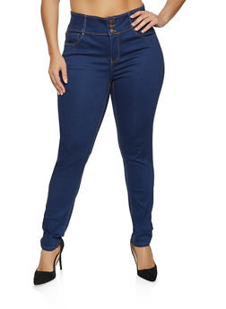 Plus Size WAX Push Up Jeans   3870071610040 - 3870071610040