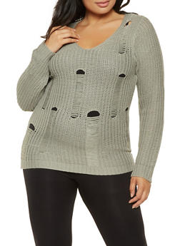 Grey Womens Plus Size Clothing Almost Gone Sale Rainbow