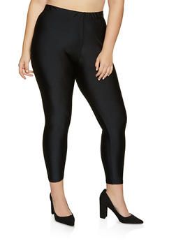 Plus Size Spandex Leggings | 3928062707496 - 3928062707496