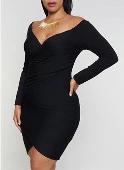 Black Plus Size Dresses | Rainbow