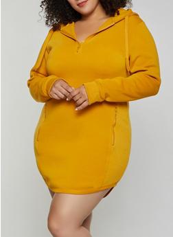 Yellow Plus Size Dresses | Rainbow
