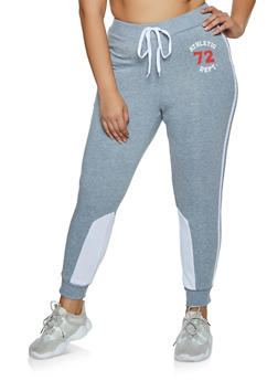 Plus Size Athletic Dept 72 Joggers - 3951038347171
