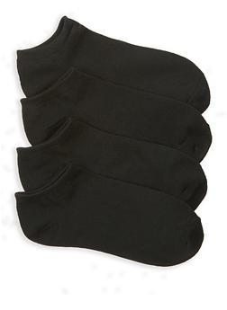 4 Pack Ankle Socks | 5045041456855 - 5045041456855