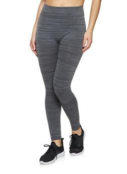 Charcoal Leggings - 5069041453021