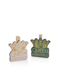 Queen Essentials Magnetic Clips - 5132076011359