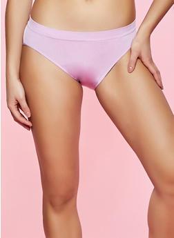 Seamless Solid Bikini Panty - 5162064872020