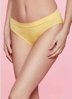 Basic Seamless Bikini Panty - 5162064874307