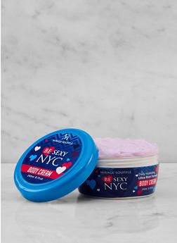 Be Sexy NYC Body Cream - 5176073832520