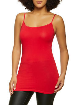 Basic Solid Cami - 5201054260341
