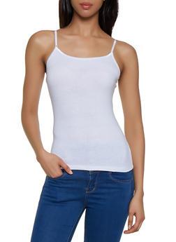 Solid Cotton Cami - 5201054263001