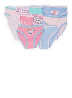 Girls 4-6x 10 Pack Assorted Panties | 5568054731900 - 5568054731900