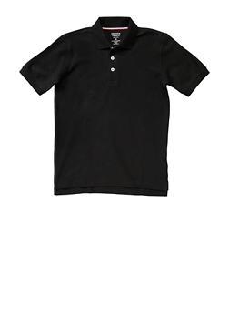Boys 4-7 Short Sleeve Pique Polo School Uniform - 5851008930050