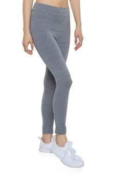 Marled Leggings - 7067041450021