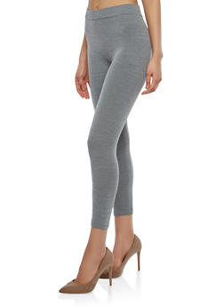 Soft Knit Leggings - 7067041456442