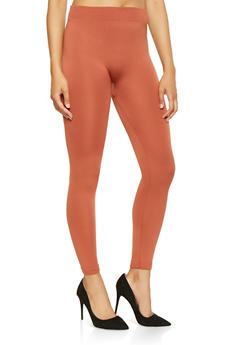 Fleece Lined Leggings - 7069041450732