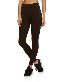Fleece Lined Leggings | 7069041452118 - 7069041452118