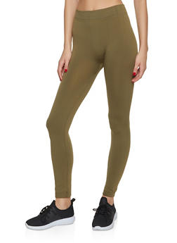 Fleece Lined Leggings | 7069041452118 - 7069041452118